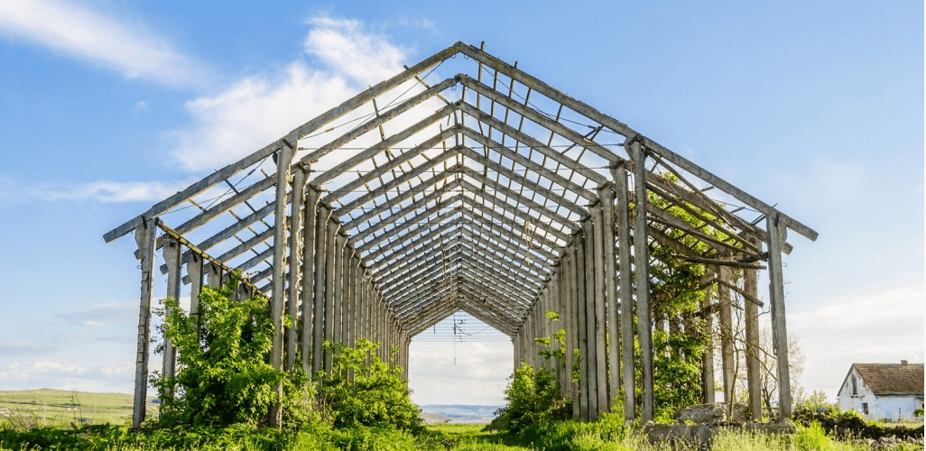 Dezzo Roofing Steel Roofing Structure