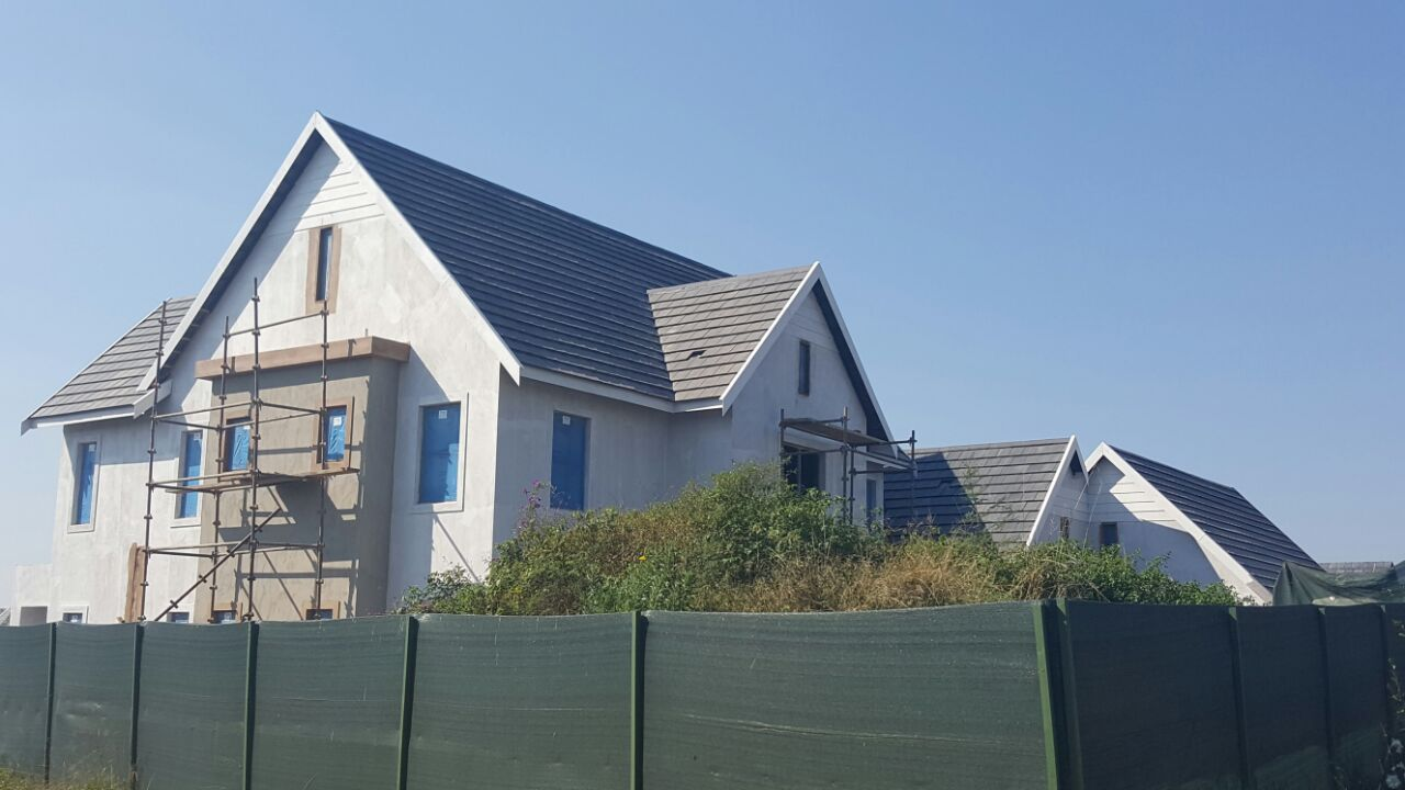 Dezzo Roofing Cotswold Downs Golf & Lifestyle Estate Roofing Project