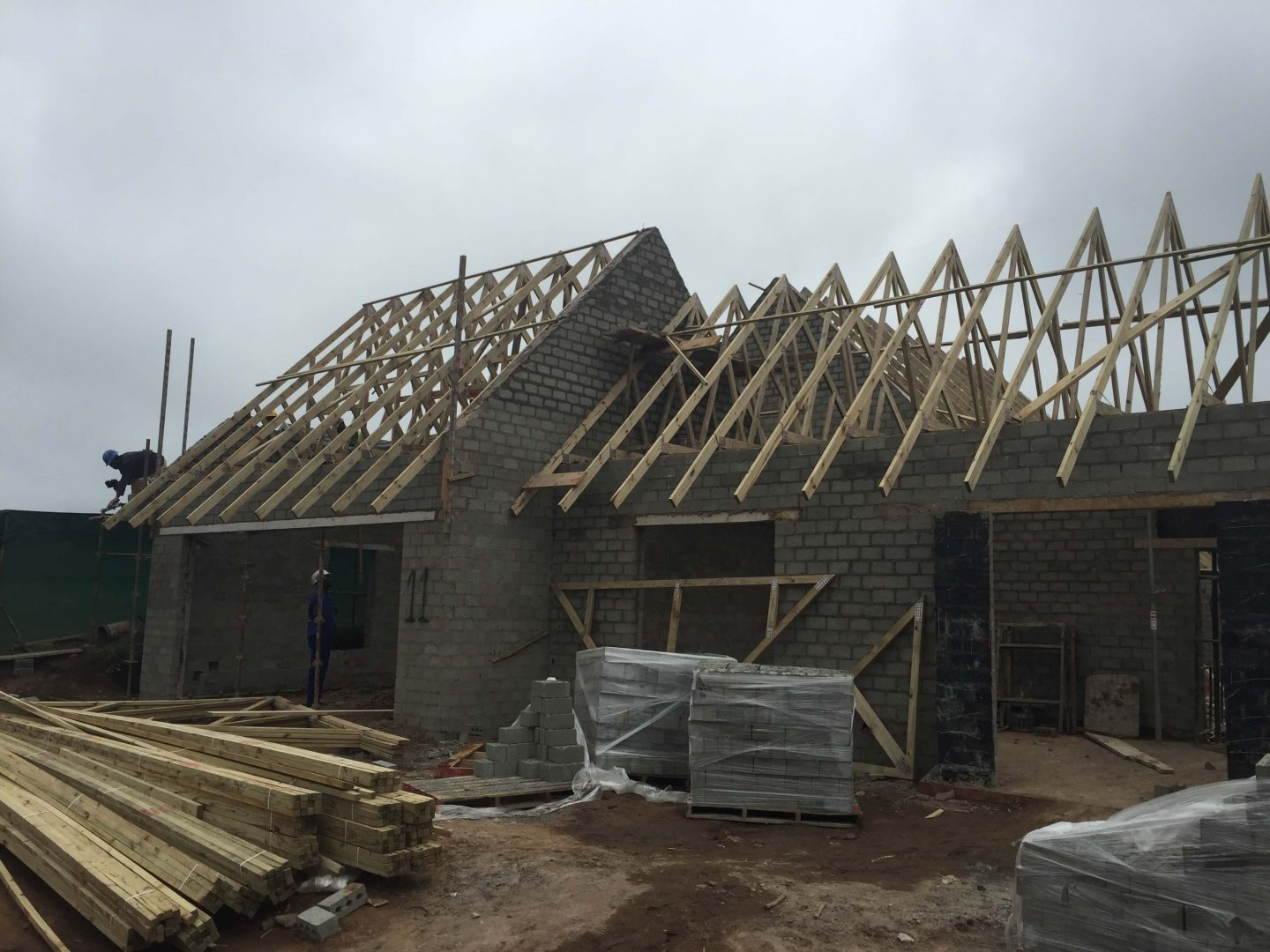 Dezzo Roofing Deerhurst Mews Within Cotswold Downs Roofing Project