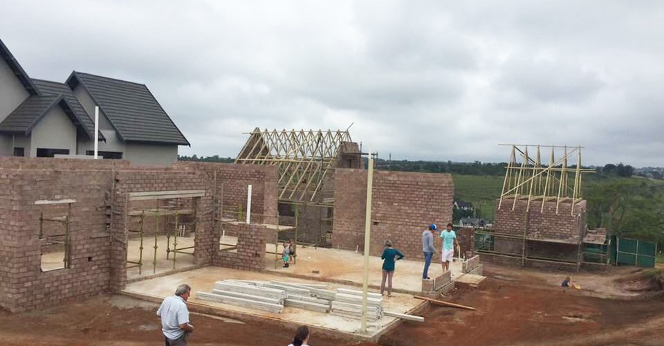 Dezzo Roofing Golf & Lifestyle Estate Project