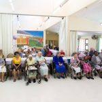Grannies Enjoying The Festivities At John Dunn House