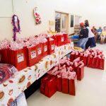 Christmas Gifts Ready For John Dunn House