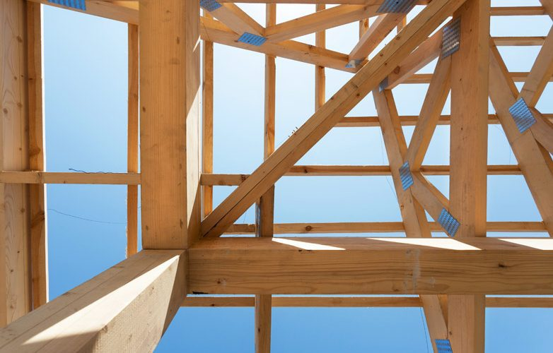 Timber Roof Rafters Trusses