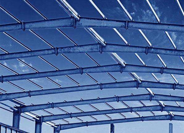 Dezzo Steel Roof Trusses