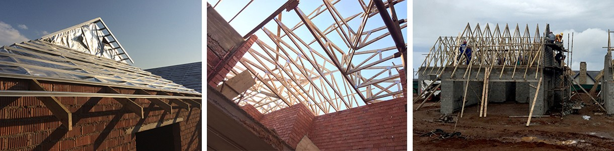 Dezzo Roofing Roof Trusses